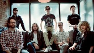 Broken Social Scene Told Zane Lowe How Their New Album 'Hug Of Thunder' Got Its Name