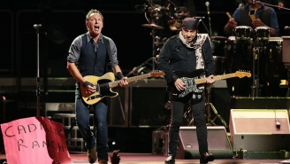 Steven Van Zandt Compares His Relationship With Bruce Springsteen To Something Out Of The 'Sopranos'