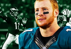 Carson Wentz Tells Us About Quarterbacking In Philly, And What To Order At Wawa