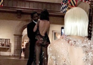 It Sure Looked Like ASAP Rocky And Kendall Jenner Were A Couple At The Met Gala