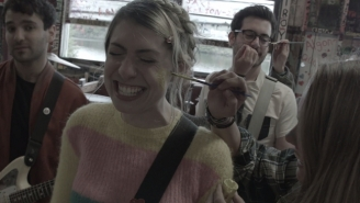 Charly Bliss' 'Westermarck' Sounds And Looks Like Summer Camp