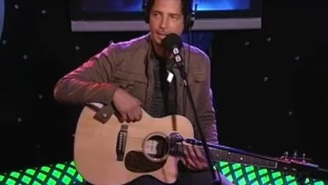 Chris Cornell Sharing His Thoughts On Kurt Cobain's Suicide With Howard Stern Is A Gut-Punch