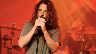 Unreleased Music From Chris Cornell's 'Poncier' EP Is Coming Tomorrow On The 'Singles' Soundtrack Reissue