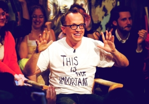 Chris Gethard Promises Fans Will 'Lose Their Minds A Little Bit' When His Show Moves To truTV