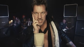 Fozzy Has Released A New Single, Which Will Also Be The Theme For NXT TakeOver: Chicago