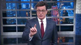 The 'Fire Colbert' Movement Is Taking Off Over Stephen Colbert's Donald Trump Insult