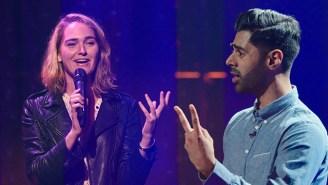 Comedy Now: Hasan Minhaj Is The New King Of Netflix And Jena Friedman Probes America