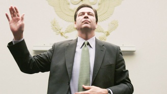 James Comey Has Been Invited To Testify For The Senate Intel Committee Next Week