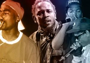 How NWA, Tupac, And Kendrick Lamar Made The Compton Swap Meet A West Coast Rap Historical Landmark