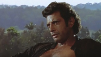 Conan Brings Jeff Goldblum's Classic 'Jurassic Park' Meme To Life Just In Time For 'Jurassic World 2'