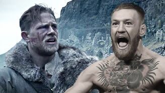 Mystic Mac Strikes Again: Conor McGregor Turned Down A Role In The Flop 'King Arthur'
