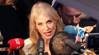 Kellyanne Conway Deflects From Criticisms Of Trump's Russia Inaction By Claiming He Defeated ISIS