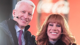 Anderson Cooper Holds Out Hope For Kathy Griffin's Return: 'I Think She'll Bounce Back'