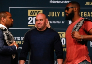 Dana White Wants Daniel Cormier To Hold Off Retirement For Another Jon Jones Fight