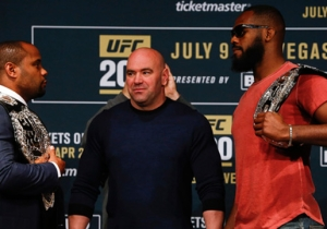 The UFC's Greatest Of All-Time Discussion Is Complicated Between Daniel Cormier And Jon Jones
