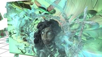 D∆WN's Experimental 'Lazarus'/'Love Under Lights' 3D Video Is Equal Parts Kanye West And Björk