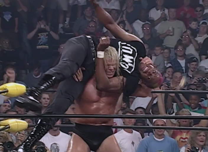 The Best and Worst of WCW Bash at the Beach 1997
