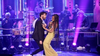 Dirty Projectors And D∆WN's  'Cool Your Heart' Performance Was So Joyful, They Had To Stop To Dance