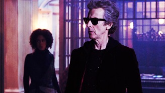 'Doctor Who' Regeneration Review: 'Extremis' Reveals What, Or Who, Is Locked Away In The Vault