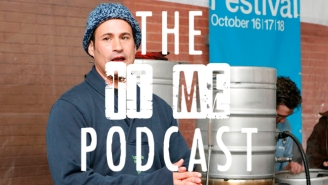 The 'It Me' Podcast: Dogfish Head's Founder Tells Us About Creating A Beer With Chris Bosh