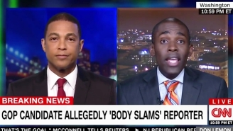 Don Lemon Shuts Down A CNN Guest Who Thinks Greg Gianforte's Alleged Assault Has Nothing To Do With Trump's Contempt For The Press