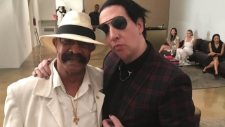 Drake, His Dad, Lil Uzi Vert And Marilyn Manson Are All Now Connected In The Strangest Way