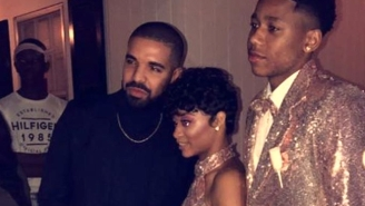 Drake Popped Up At His Cousin's Prom Because He's The Best Cousin Ever