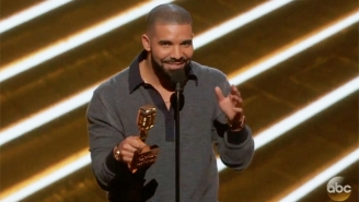 Drake's Speech At The Billboard Music Awards Was Equal Parts Shady And Celebratory