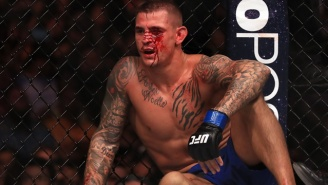 Dustin Poirier Is Appealing His 'No Contest' With Eddie Alvarez From UFC 211