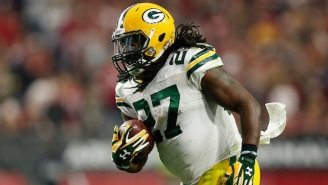 Eddie Lacy Got A Bunch Of Extra Money For Losing A Little Weight
