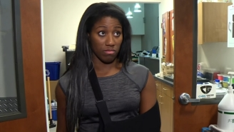 WWE Has Confirmed NXT Superstar Ember Moon's Shoulder Injury