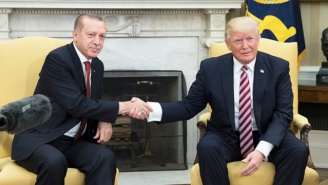 The Turkish President Fears That Trump Will Spark 'Fire With No End' With His Jerusalem Decision