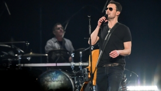 Country Outsider Eric Church Covered Soundgarden's 'Rusty Cage' In Tribute To Chris Cornell