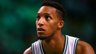 Evan Turner Came To Bat For Kelly Olynyk And Shot Down A Troll In A Tweeting Spree
