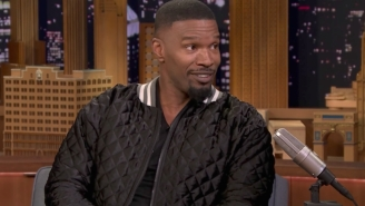 Jamie Foxx Is Under Fire For His 'Gibberish' Sign Language During His 'Tonight Show' Appearance