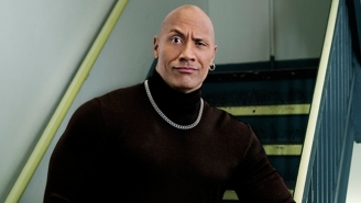 The Rock Recreated His Iconic And Slightly Embarrassing Fanny Pack Photo For 'SNL'