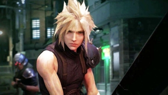The 'Final Fantasy 7' Remake Has Hit A Major Snag With Square Enix Changing Development Teams