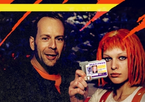 'The Fifth Element' At 20: The Cacophonous Future People Couldn't Quite Process