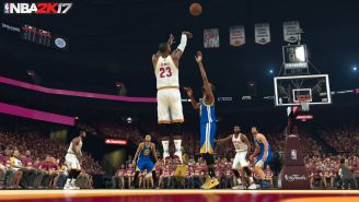NBA 2K17 Simulated The 2017 NBA Finals To See If It Will Be Yet Another Epic Seven-Game Series