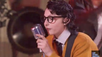 'Lip Sync Battle' Goes 'Stranger Things' With Chrissy Teigen As Barb And Performances By The Cast