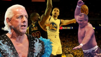 The Third Cavs-Warriors Finals Feels A Lot Like One Of Wrestling's Greatest Rivalries