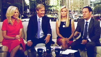 Watch Fox Anchors Tearfully React To The News Of Roger Ailes' Death