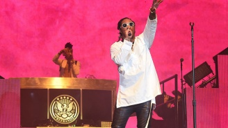 Future's Barclays Center Concert Ended With A Panicked Stampede Of Fans After False Reports Of Gunfire