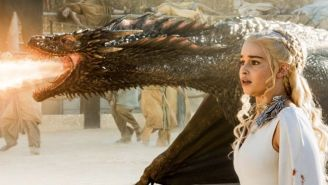 A 'Game Of Thrones' Director Explains Why Dany's Dragons Are 'Very Hard To Work With'