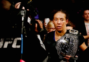 The UFC Women's Featherweight Division Is In Chaos As Germaine De Randamie Refuses To Face Cris Cyborg