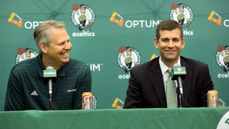 The Boston Celtics Win The 2017 NBA Draft Lottery As The Rich Get Richer