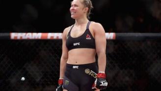 Ronda Rousey Headlines UFC Stars In ESPN's World Fame 100 Rankings