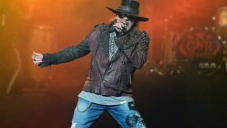 Guns N' Roses Honor Chris Cornell With A Cover Of 'Black Hole Sun' In Ireland