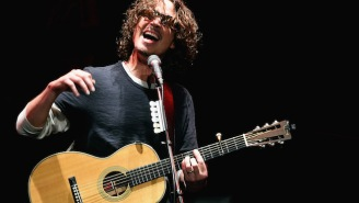 Chris Cornell's Cover Of 'Nothing Compares 2 U' Is Haunting And Incredible