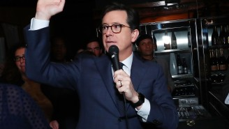 The Writer's Guild Of America Is Defending Stephen Colbert As The FCC Digs Into The #FireColbert Mess